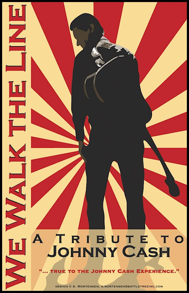 We Walk the Line: A Johnny Cash Tribute image