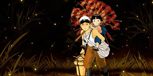 Screening of Japanese anime classic GRAVE OF THE FIREFLIES