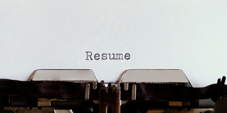 Resume & Cover Letter Writing tickets