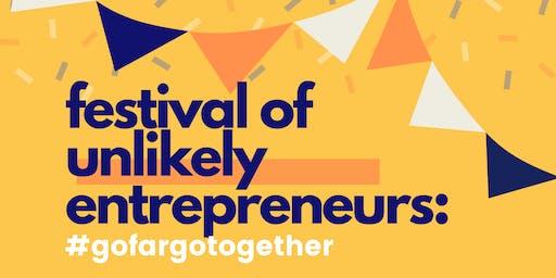 Festival of Unlikely Entrepreneurs