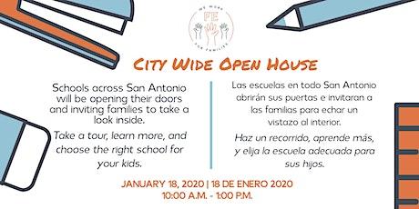 San Antonio City Wide Open House tickets