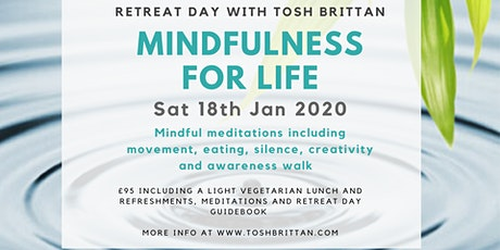 Mindfulness Retreat Day at Cowdray Hall tickets