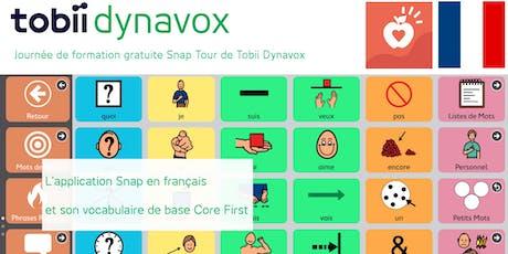 Formation Snap et son vocabulaire de base Core First - Paris billets