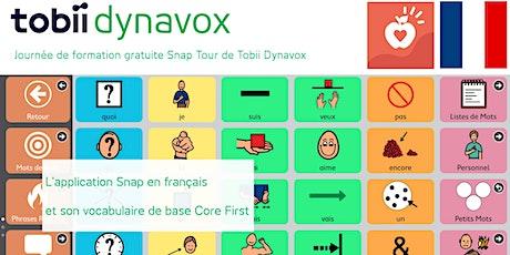Formation Snap et son vocabulaire de base Core First - Meaux billets