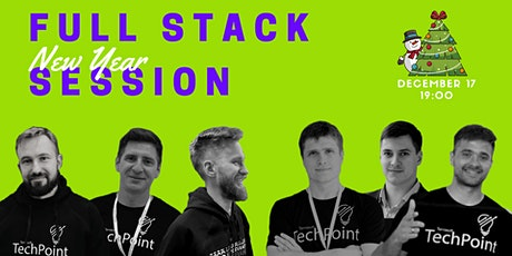 New Year Full Stack Session | Terrasoft TechPoint tickets