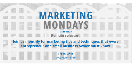 Marketing Monday - Expanding Your Sales Into Government Markets tickets