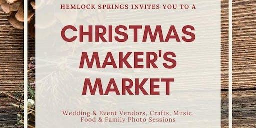 Hemlock Springs Christmas Market