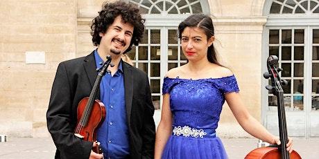 IC-Strings mit Erzählungen einer musikalischen Reise Tickets