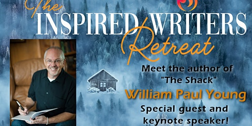 William Paul Young at the Inspired Writers Retreat