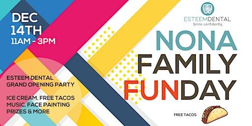 Nona Family Fun Day by Esteem Dental
