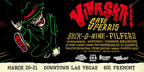 VIVA SKA VEGAS 2020 with Save Ferris + The Untouchables