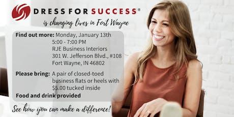 Dress for Success Meet & Greet tickets