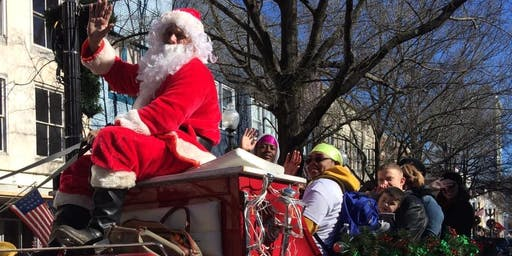 Carriage Rides with Santa 3:00 PM