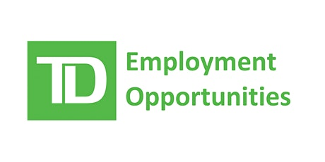 Steps for Success - TD Employment Opportunities tickets