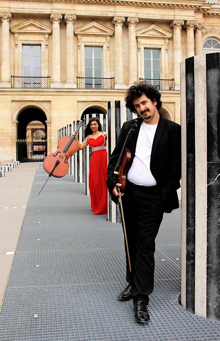 IC-Strings mit Erzählungen einer musikalischen Reise: Bild