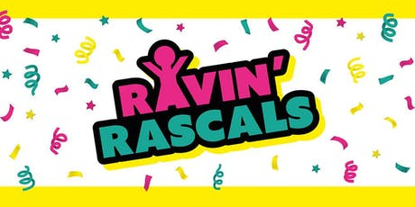 Ravin' Rascals March 29th tickets