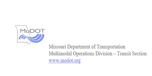 Missouri Department of Transportation (MoDOT) Transit Grant Recipients