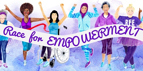 Join Q.'s Team & Register for GCADV's 5th Annual Run/Walk  for Empowerment tickets