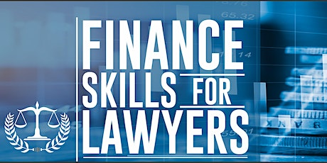 Finance Skills for Lawyers. tickets