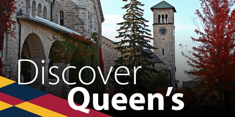Discover Queen's 2020: Toronto tickets