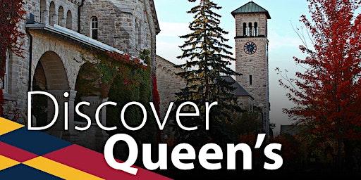 Discover Queen's 2020: Toronto