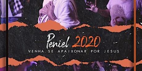 Encontro com Deus - Peniel 2020 ingressos