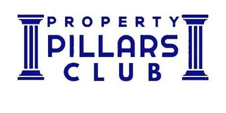 Property Pillars Meet Up  Friday 31st January Happy New Year tickets