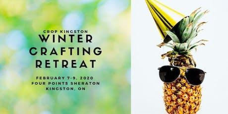 Winter 2020 Crafting Retreat tickets