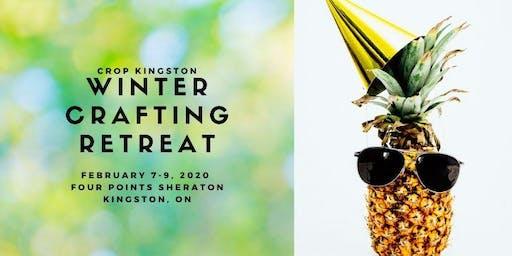 Winter 2020 Crafting Retreat
