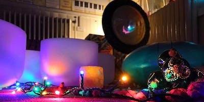 November's Soundbath for Relaxation