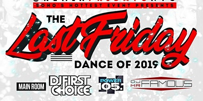 "1MIRACLECO GUEST LIST ""THE LAST FRIDAY DANCE OF 2019'"" AT KATRA LOUNGE NYC DO NOT SHOW EVENT BRITE OR YOU WILL BE CHARGED!!!!!!  JUST SAY 1MIRACLE AT DOOR WHEN ASKED!! DO NOT SHOW EBRITE EMAIL!"