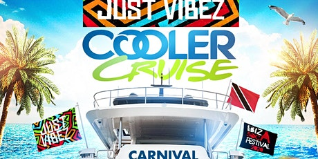 JUST VIBEZ Cooler Cruise Trinidad and Tobago tickets