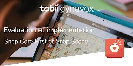 Evaluation et implémentation de Snap Scene ou Snap Core First