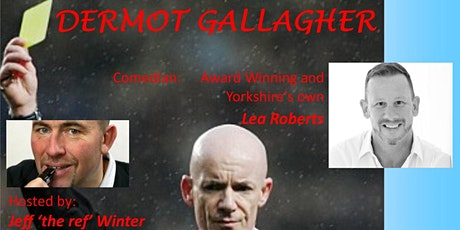 An Evening with Dermot Gallagher tickets