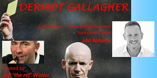 An Evening with Dermot Gallagher