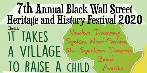 7th Annual Black Wall Street Heritage and History