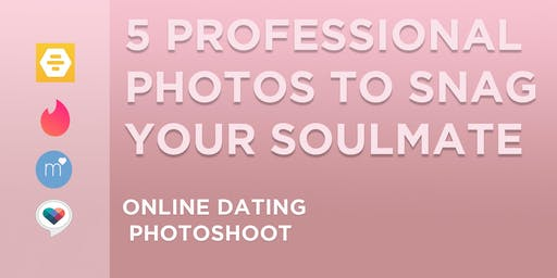 Online Dating Photoshoot: Mini Session