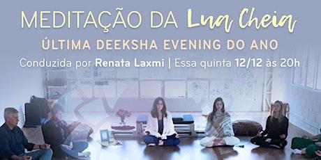 Deeksha Evening com Renata Laxmí tickets