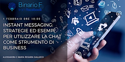 WORKSHOP INSTANT MESSAGING :  STRATEGIE ED ESEMPI PER UTILIZZARE LA CHAT COME STRUMENTO DI BUSINESS