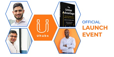 Official Launch Event: The Unfair Advantage Book & Uhubs Programme tickets