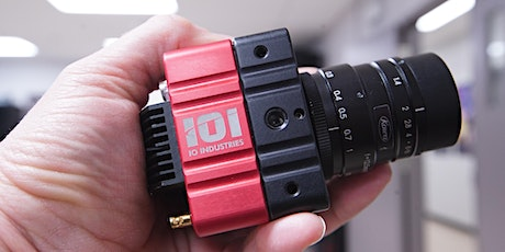 Inspired Image Picture Company Holiday Open House—and I/O 4K Camera Launch tickets