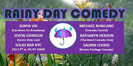 Rainy Day Comedy tickets