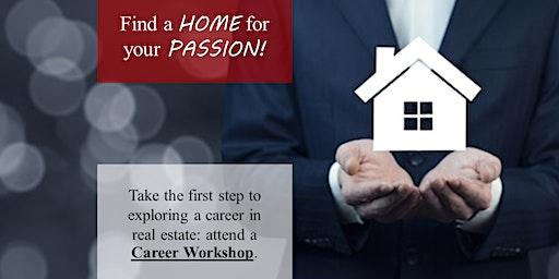 Real Estate Career Workshop