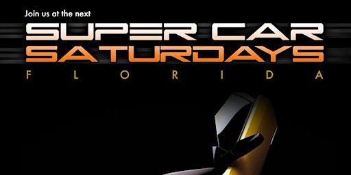 Supercar Saturdays Florida at The Shops at Pembroke Gardens Toy Drive