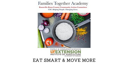 Cooking Class - Eat Smart & Move More On Tuesdays!