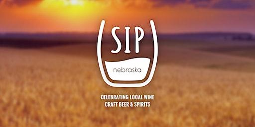 Sip Nebraska Wine, Beer & Spirits Festival • May 8-9, 2020