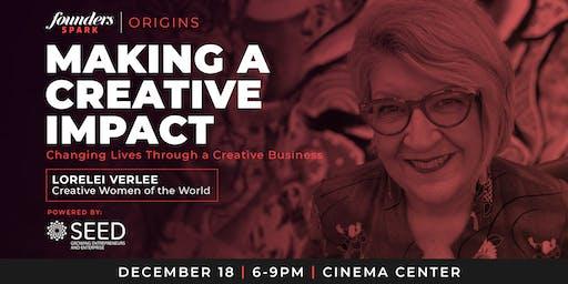 Lorelei VerLee | Making a Creative Impact