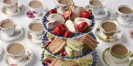 New Year's Afternoon Tea!