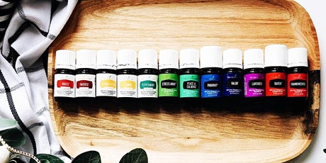 Essential Oils - An Introduction tickets