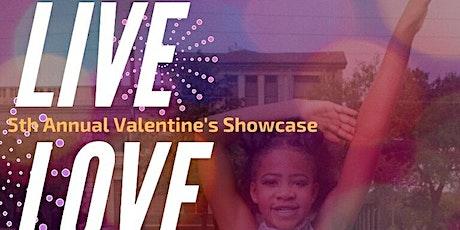 Valentine's Dance Showcase tickets